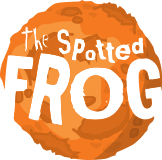 Spotted Frog Logo