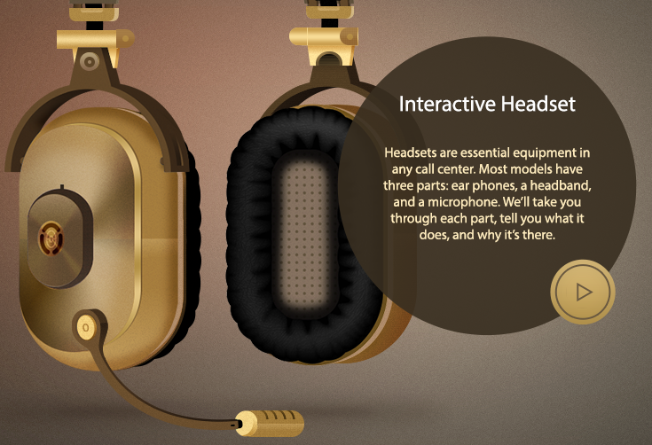 Call Center Headset Introduction